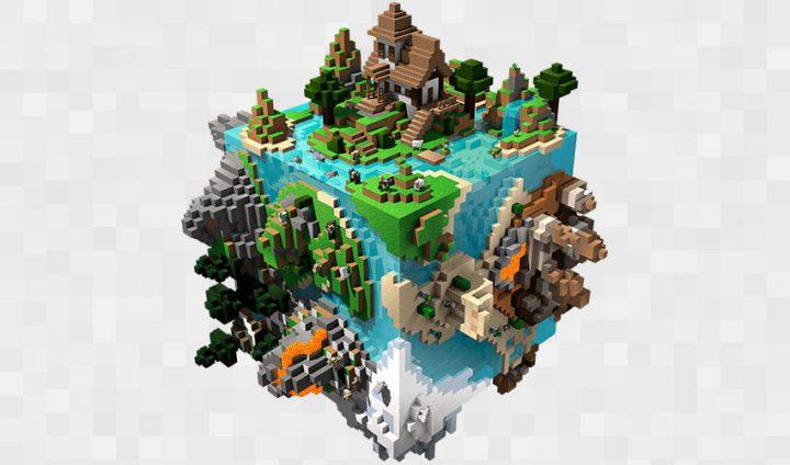 Minecraft青少年编程课程1级